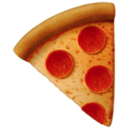 Emoji Information Pizza