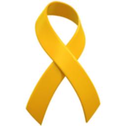 reminder ribbon emoji u 1f397