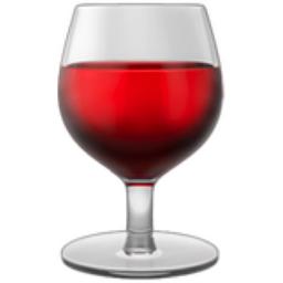 wine glass emoji u 1f377