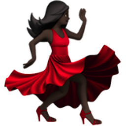 Girl dancing to the song zemfira 6