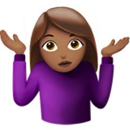 woman shrugging medium skin tone emoji  u 1f937  u 1f3fd google clipart windshield google clipart january