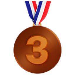 3rd Place Medal Emoji U 1f949