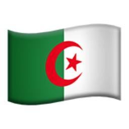 Image result for Algeria emoji