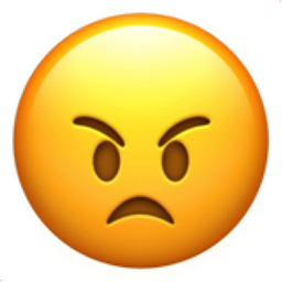 Image result for mad emoji