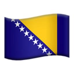 Image result for Bosnia Herzegovina emoji