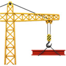 Building Construction Emoji (U+1F3D7)