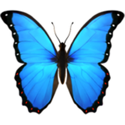 2599 Chronological - Butterfly