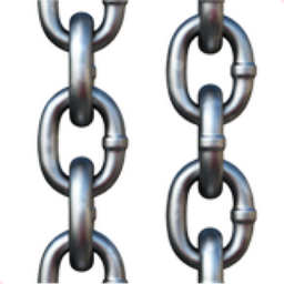 Chains Emoji (U+26D3)