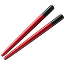 Chopsticks Emoji (U+1F962)