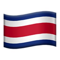 Image result for Costa Rica emoji