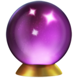 Crystal Ball Emoji U 1f52e