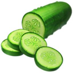 Cucumber Emoji U1f952