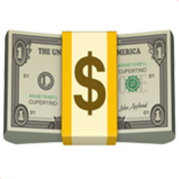Emoji Information Dollar Banknote