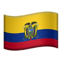 Image result for Ecuador emoji