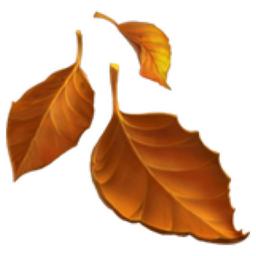 Fallen Leaf Emoji U1f342