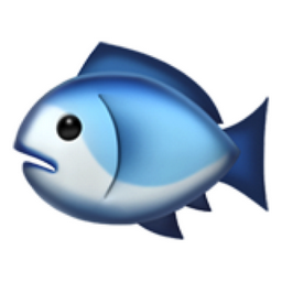 copy and paste fish
