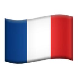 France Emoji (U+1F1EB, U+1F1F7)