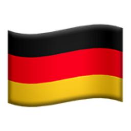 Germany Emoji U 1f1e9 U 1f1ea