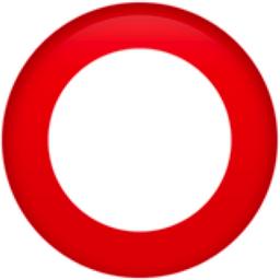 Фото на айфоне выделить в красный кружок