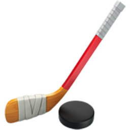 Ice Hockey Emoji (U+1F3D2) 35d7f13a6d7