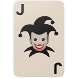 Joker Emoji (U+1F0CF)