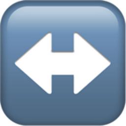 8 chronological left right arrow iemoji com