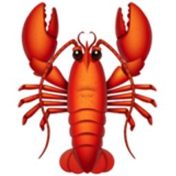 Lobster Emoji (U+1F99E)