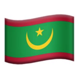 Mauritania Emoji U 1f1f2 U 1f1f7 Some emoji implementations represent combinations of two regional indicator letters as a single flag symbol. iemoji com