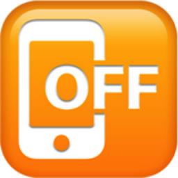 Mobile Phone Off Emoji (U+1F4F4)