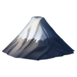 Mount Fuji Emoji U 1f5fb