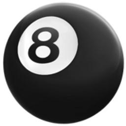 Pool 8 ball emoji u 1f3b1 - 8 ball pictures ...