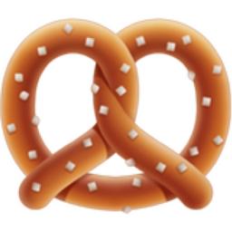 Pretzel Emoji (U+1F968)