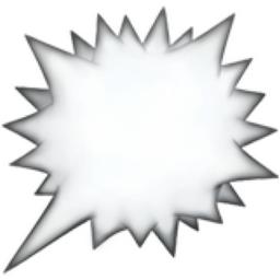Right Anger Bubble Emoji (U+1F5EF)