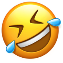 Image result for laughing emoji