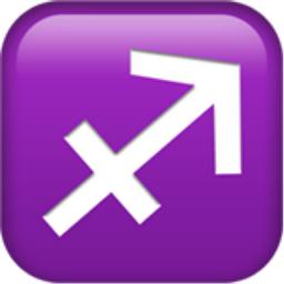 Sagittarius Emoji (U+2650, U+FE0F)