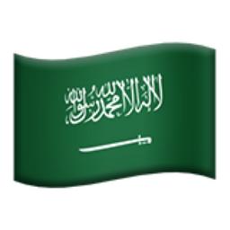 Image result for Saudi Arabia emoji