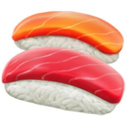 Sushi Emoji (U+1F363)