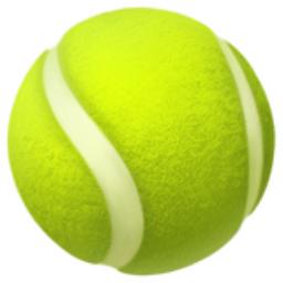 Tennis Emoji U 1f3be