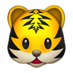 Tiger Face Emoji U1f42f