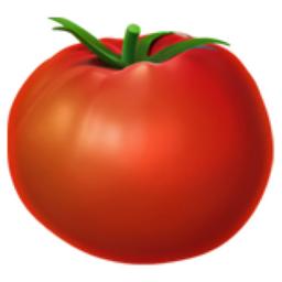 Tomato Emoji U 1f345