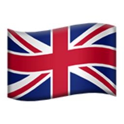 United Kingdom Emoji (U+1F1EC, U+1F1E7)