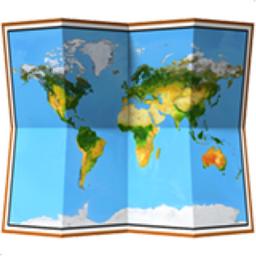 World Map Emoji (U+1F5FA)
