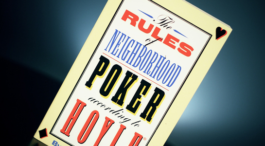 what is 2 4 poker rules according to hoyle