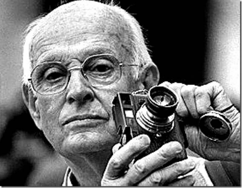 "Henri Cartier-Bresson, ""Pen, Brush and Camera"""