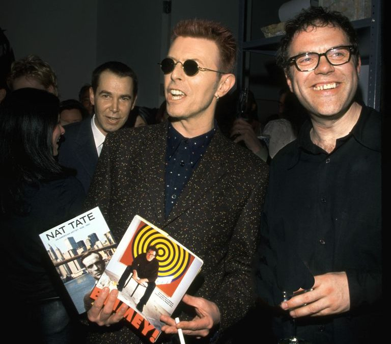 The Biggest Art Hoax in History, courtesy of David Bowie