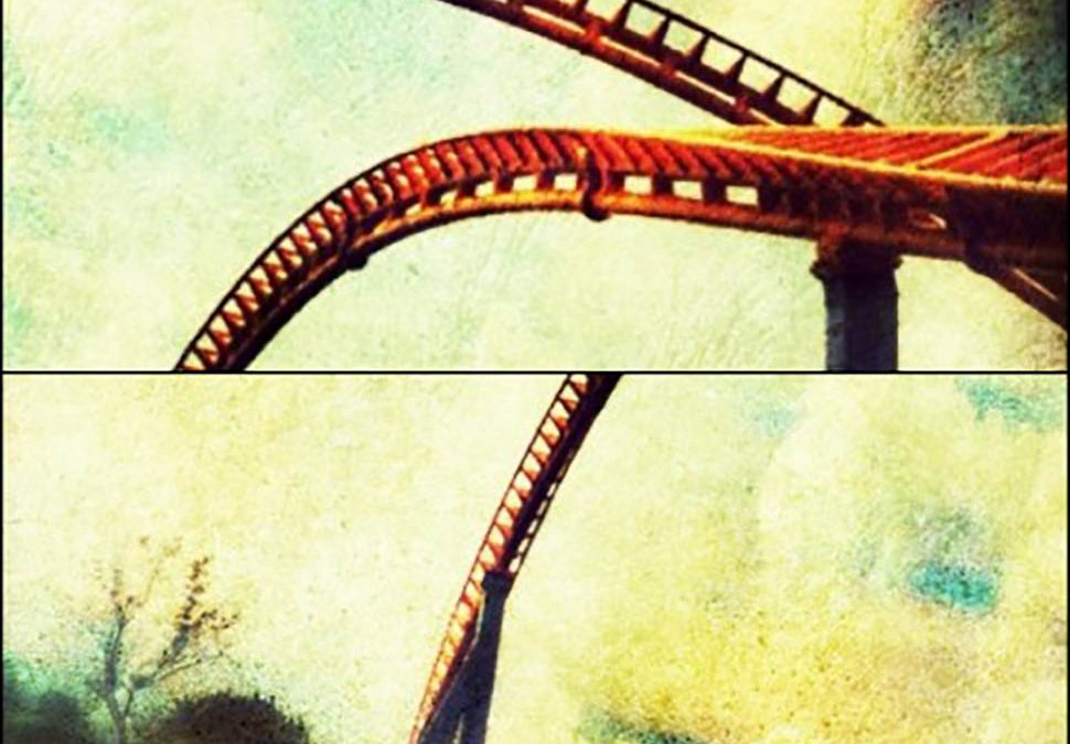 Roller Coaster I ~ Rebekah Schiller
