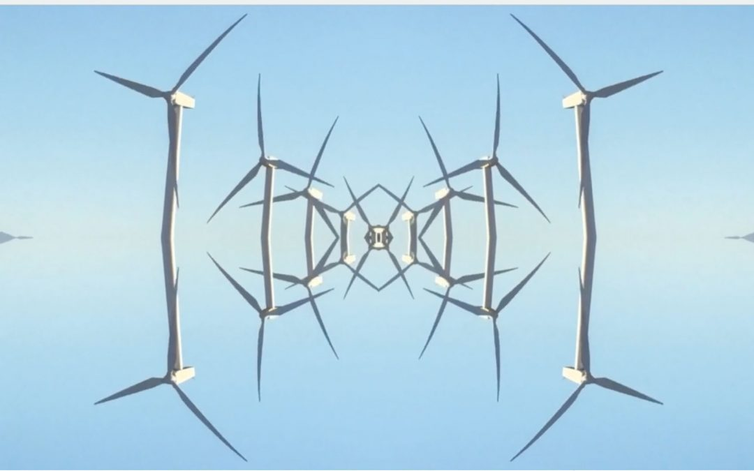{video} David Scott Liebowitz ~ Wind Farm