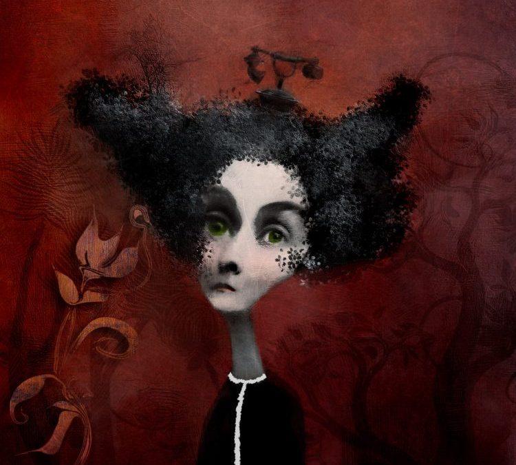 Anca Balaj ~ The Wait.