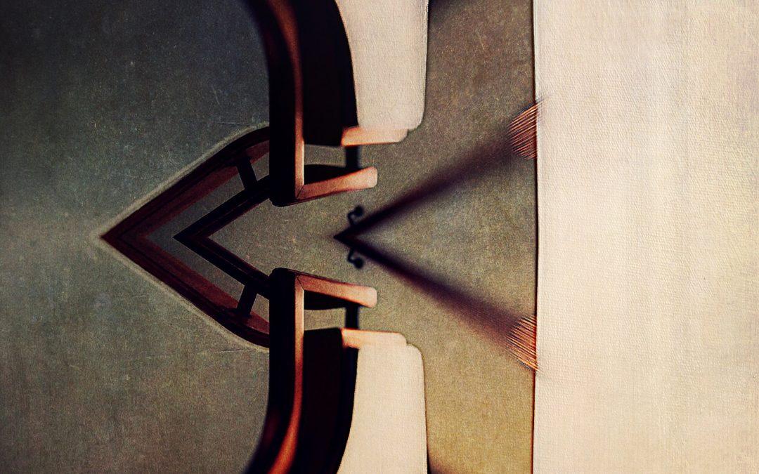 Leon Williams ~ Stairwell study.