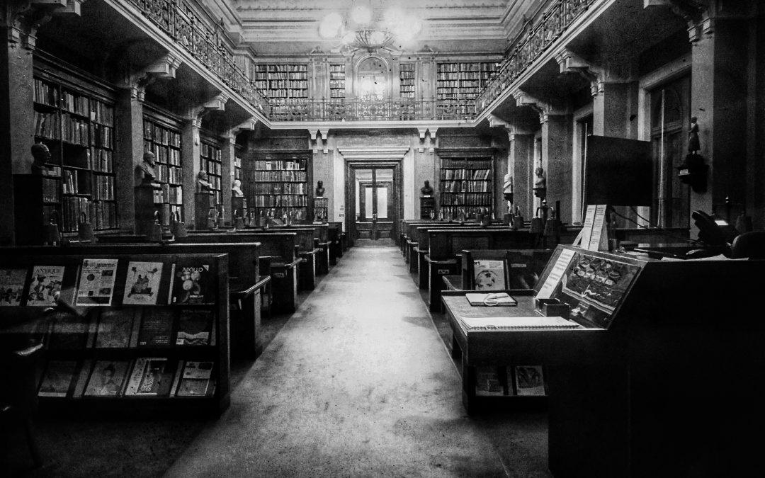 Aldo Pacheco ~ Library